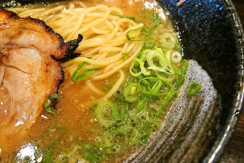 『麺屋 悟空』ラーメン7