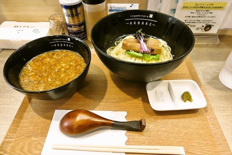 『欅 はなれ』つけ麺1