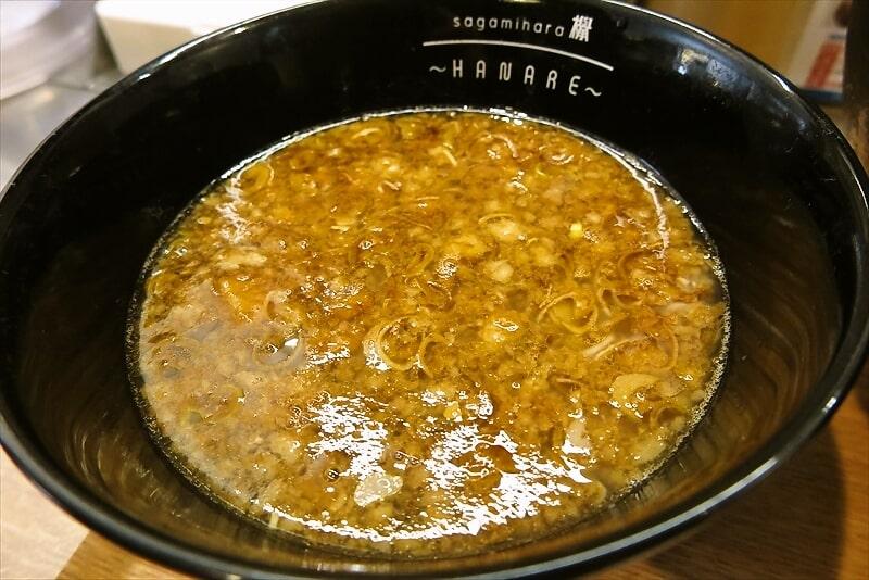 『欅 はなれ』つけ麺2