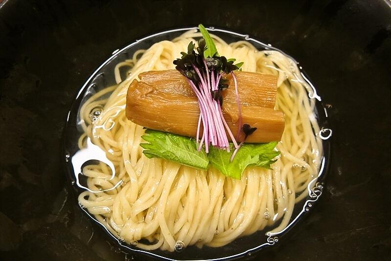 『欅 はなれ』つけ麺3