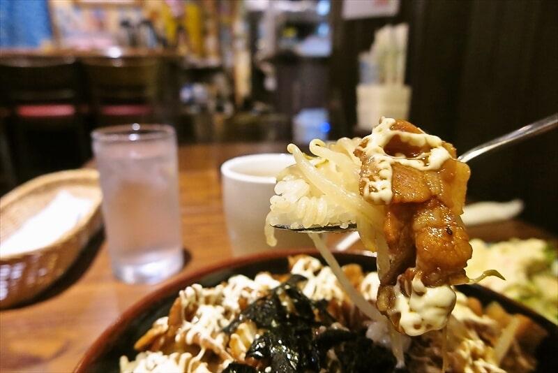 『ケント』デカ盛りブーブー丼8