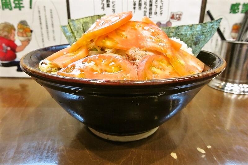 『麺屋 歩夢』辛い冷やし中華大2
