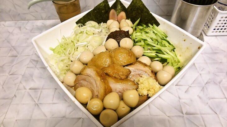 『麺屋 歩夢 金沢八景店』夏限定のジャージャー麺は現金100円で大も可!