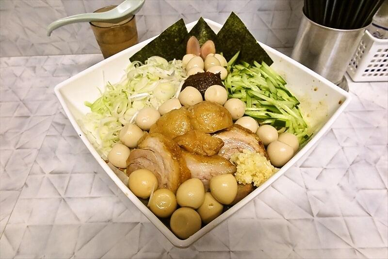 『麺屋 歩夢 金沢八景店』ジャージャー麺2