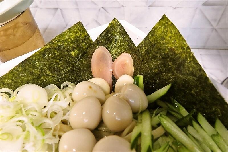 『麺屋 歩夢 金沢八景店』ジャージャー麺3