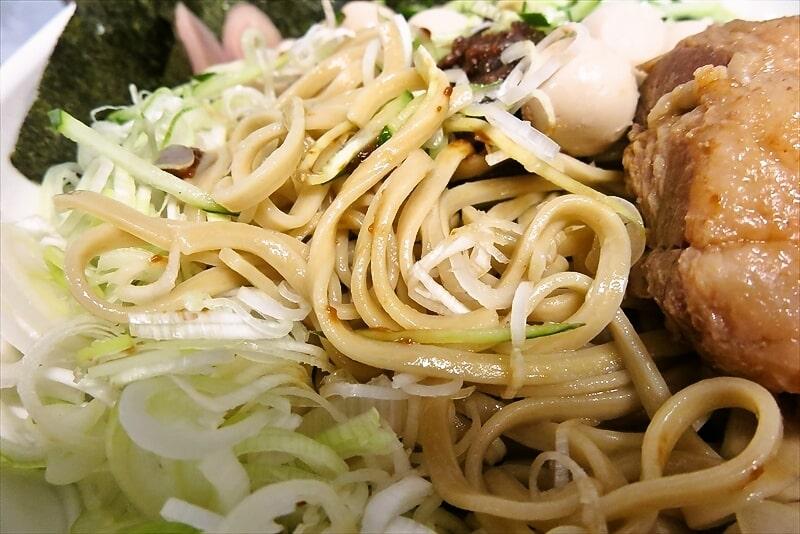 『麺屋 歩夢 金沢八景店』ジャージャー麺9