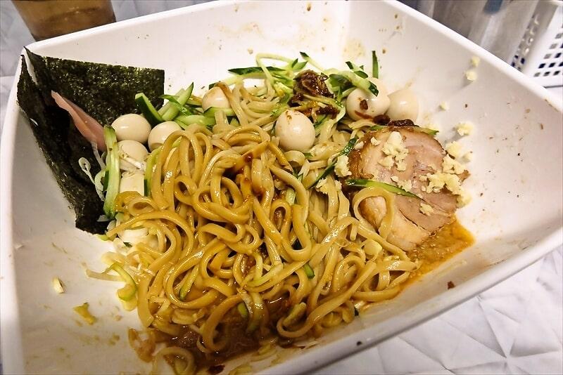 『麺屋 歩夢 金沢八景店』ジャージャー麺13