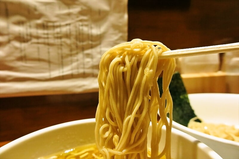 『拉麺 伍年食堂』つけ麺8