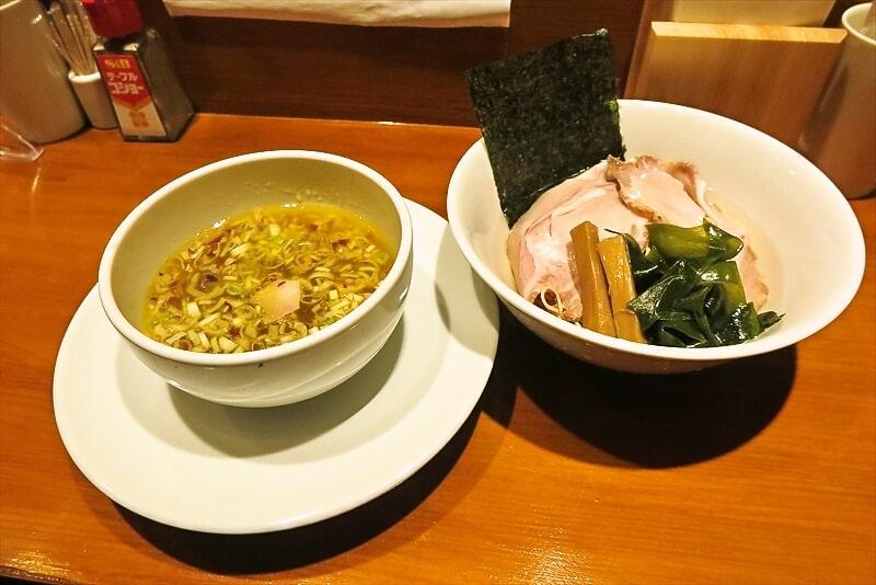 『拉麺 伍年食堂』つけ麺1