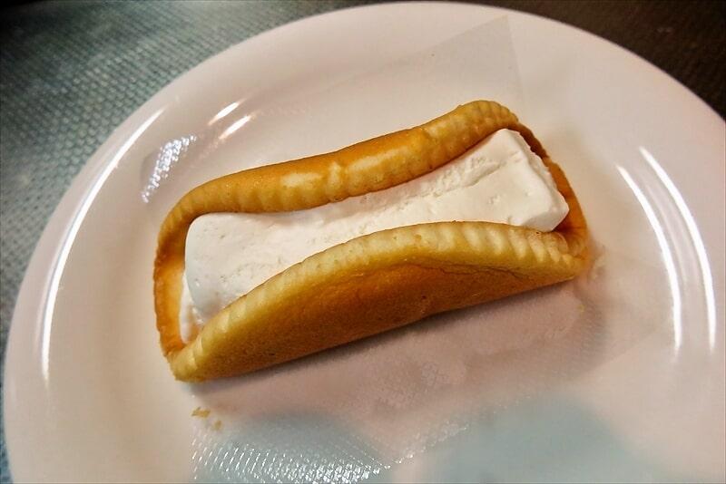 『チーズ好きのためのチーズケーキ地中海産レモン』5