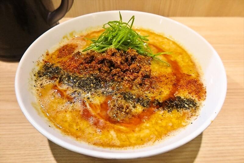 『中村麺三郎商店』担々麺1