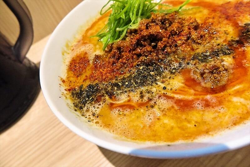 『中村麺三郎商店』担々麺2