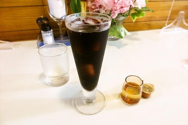 『キッチンハウス TYMO(ティモ)』アイスコーヒー