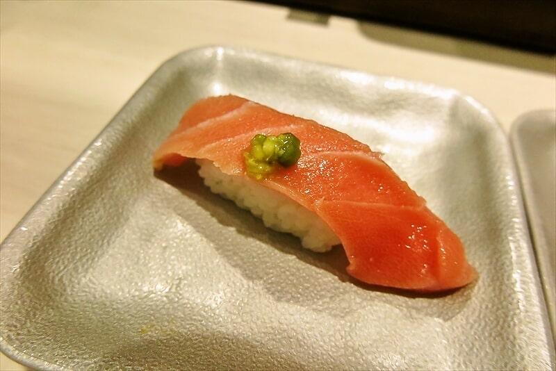 『魚べい』まぐろ中トロ