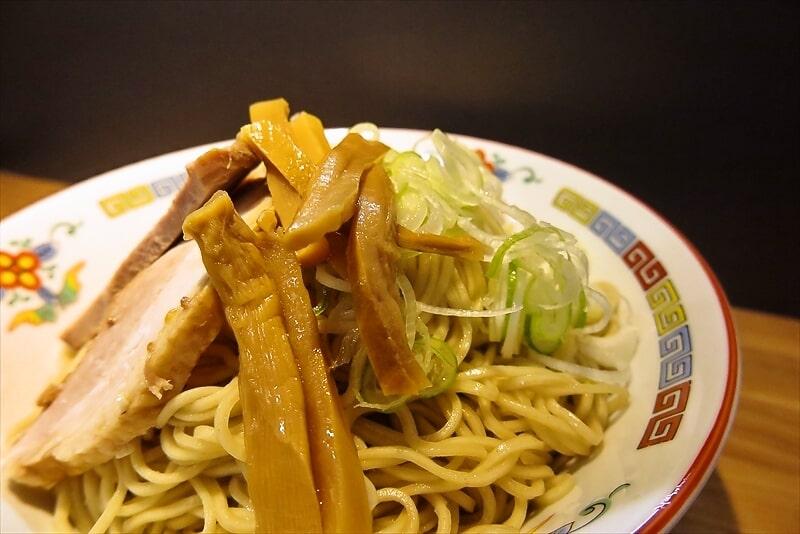 『煮干中華 余韻』凝縮煮干つけ麺大盛り5