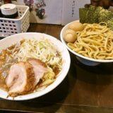 """『麺屋 歩夢』夏の火曜日に食べる""""つけ麺ラー油抜き""""こそ至高!@相模原"""