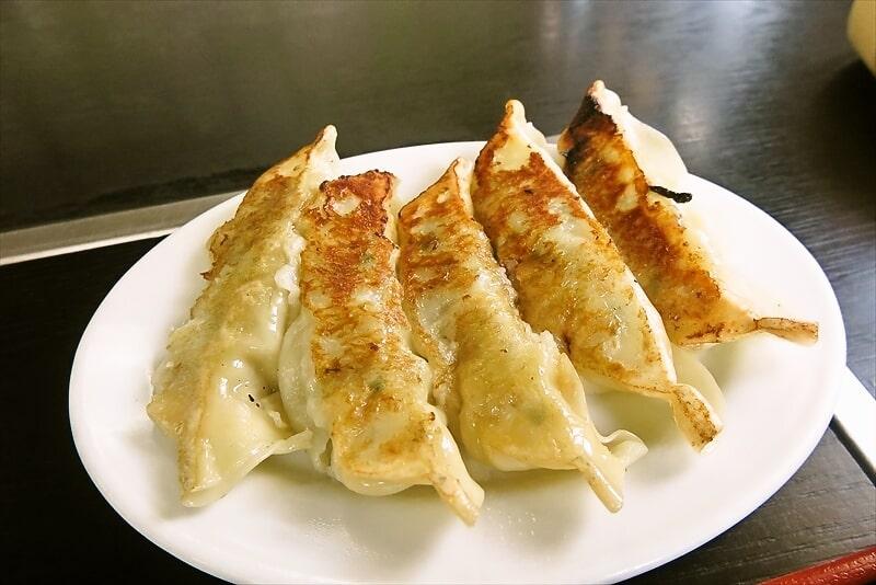 『焼肉 宝珍』餃子1