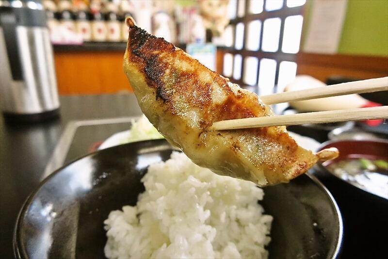 『焼肉 宝珍』餃子4