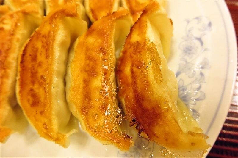 『ぎょうざの満州』ダブル餃子定食3