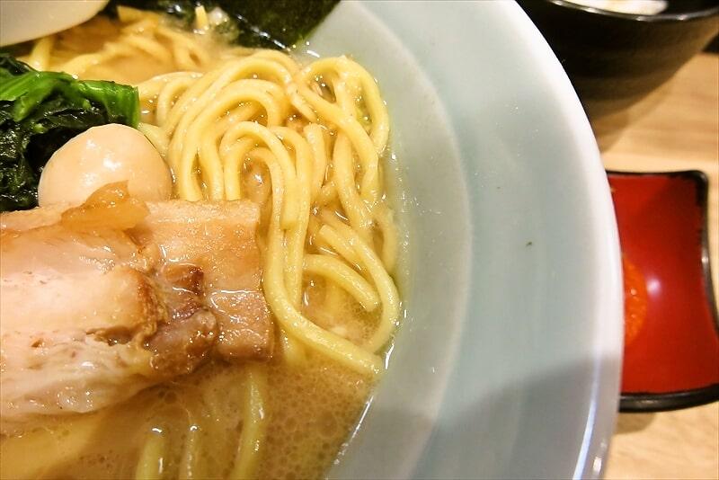 『博多家系ラーメン松本家』醤油ラーメン7