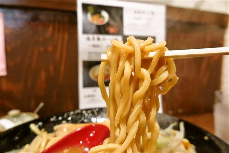 『つけ麺 一向』時郎ラーメン11
