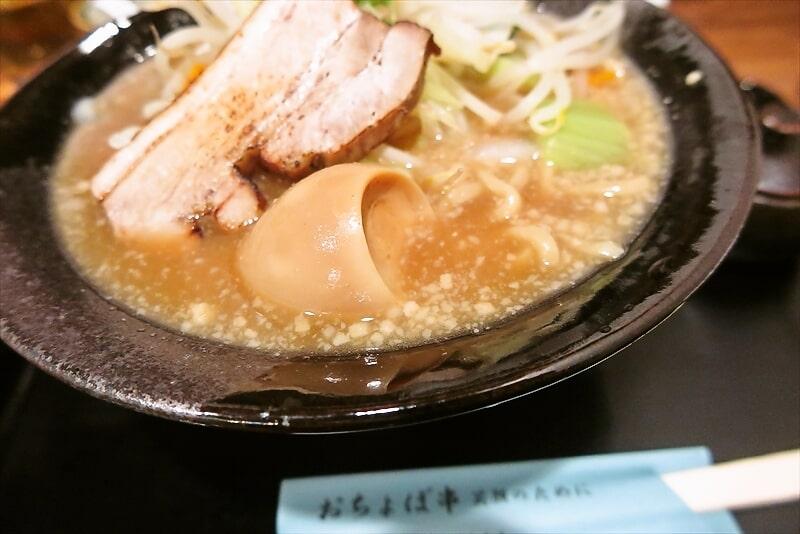 『つけ麺 一向』時郎ラーメン4