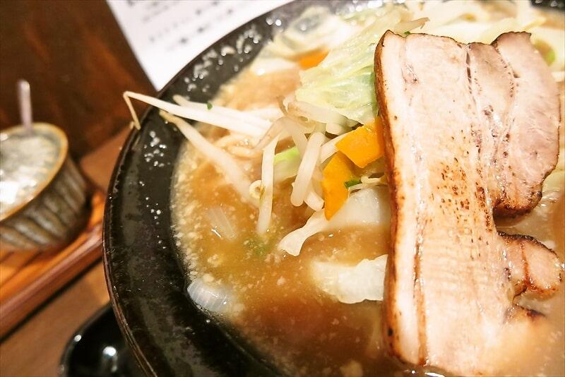 『つけ麺 一向』時郎ラーメン6