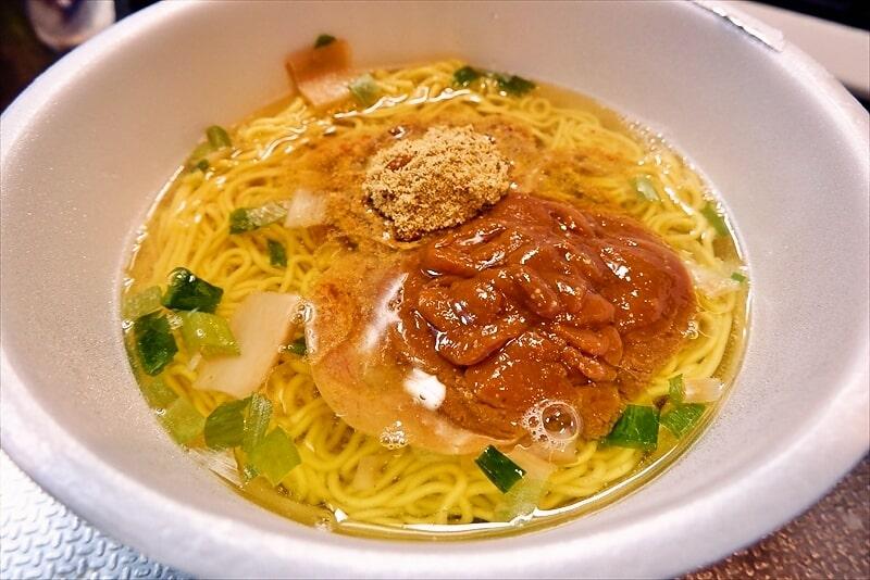 『マルちゃん 青森味噌カレーミルクラーメン』8