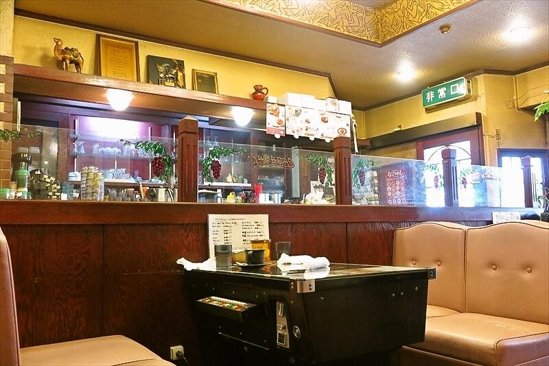 『老舗喫茶店 キャラバン』店内写真1