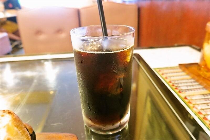 『老舗喫茶店 キャラバン』アイスコーヒー