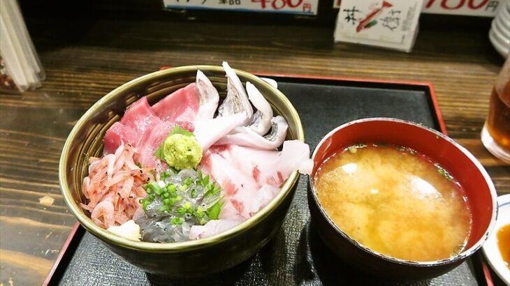 まぐろ館『どんぶり処 丼兵衛』えらべる5色丼が美味しい件@清水港