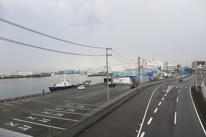 """清水港の""""まぐろ館"""""""