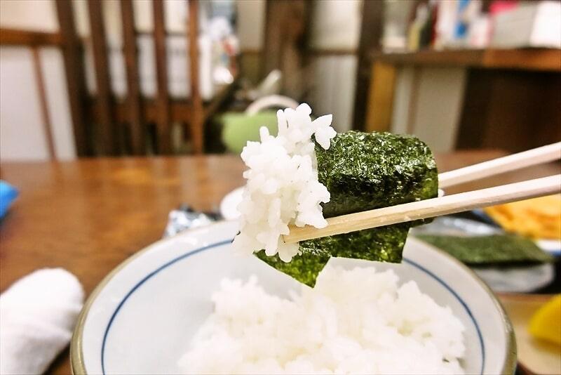 『大衆食堂 江戸っ子』玉子焼き朝定食11