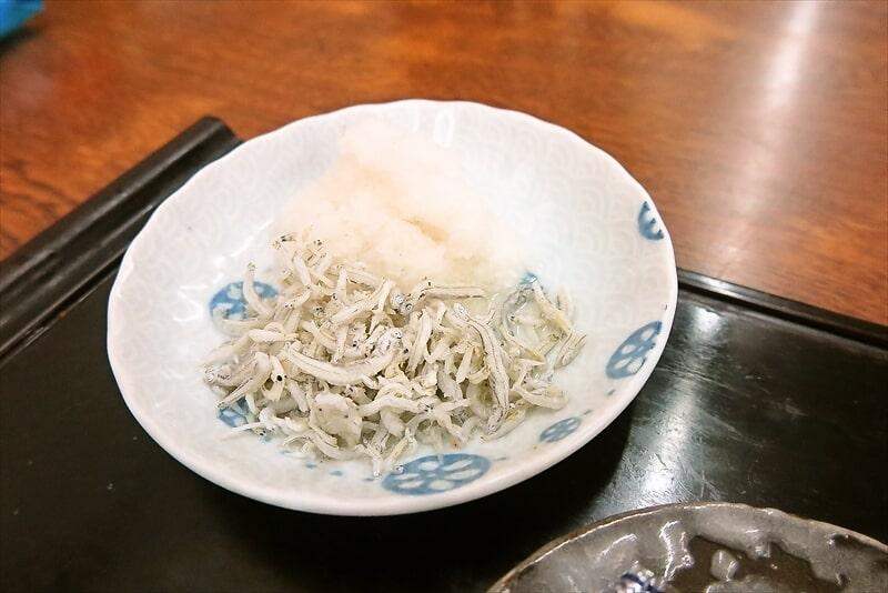 『大衆食堂 江戸っ子』玉子焼き朝定食2