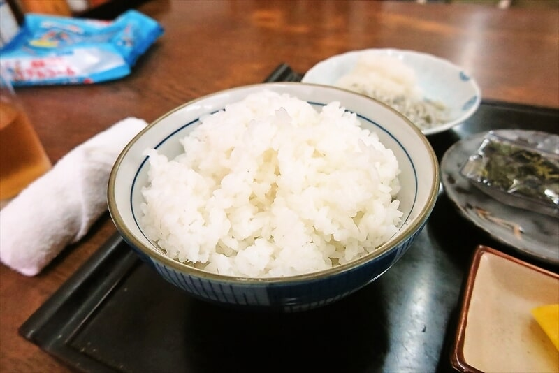 『大衆食堂 江戸っ子』玉子焼き朝定食3