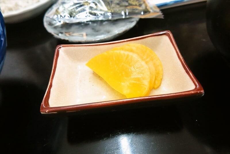 『大衆食堂 江戸っ子』玉子焼き朝定食4