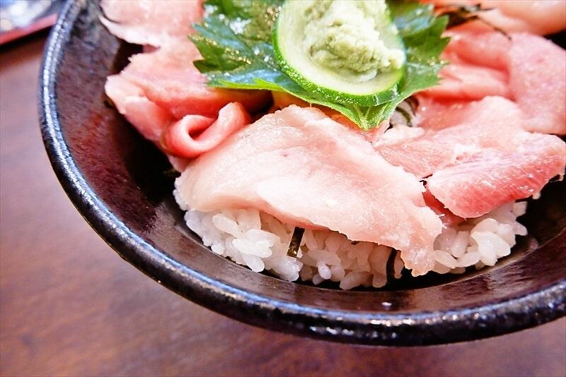 『御用寿司 相模原中央店』とろぶつ丼3