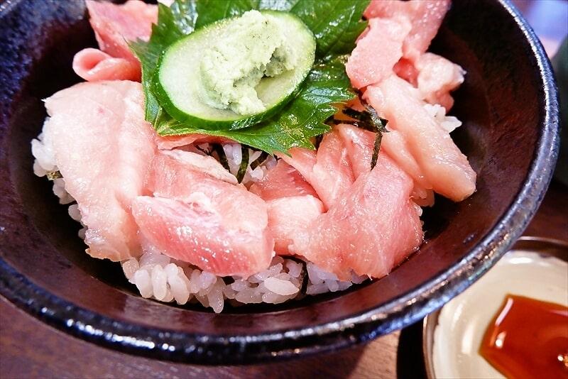 『御用寿司 相模原中央店』とろぶつ丼5