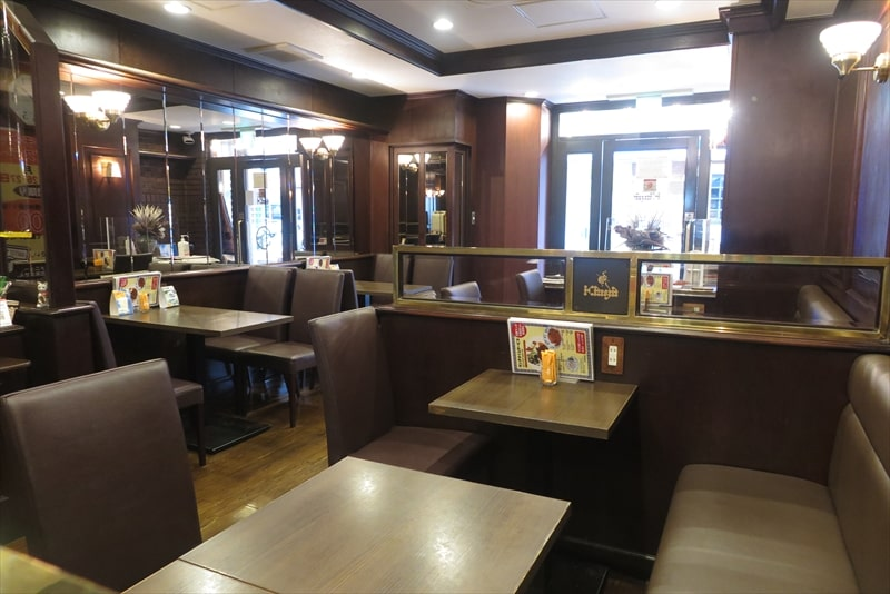 『コーヒーハウス ケニア』店内写真