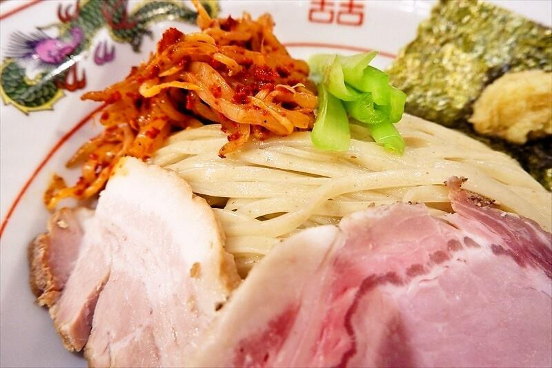 『中村麺三郎商店』味噌つけ麺6