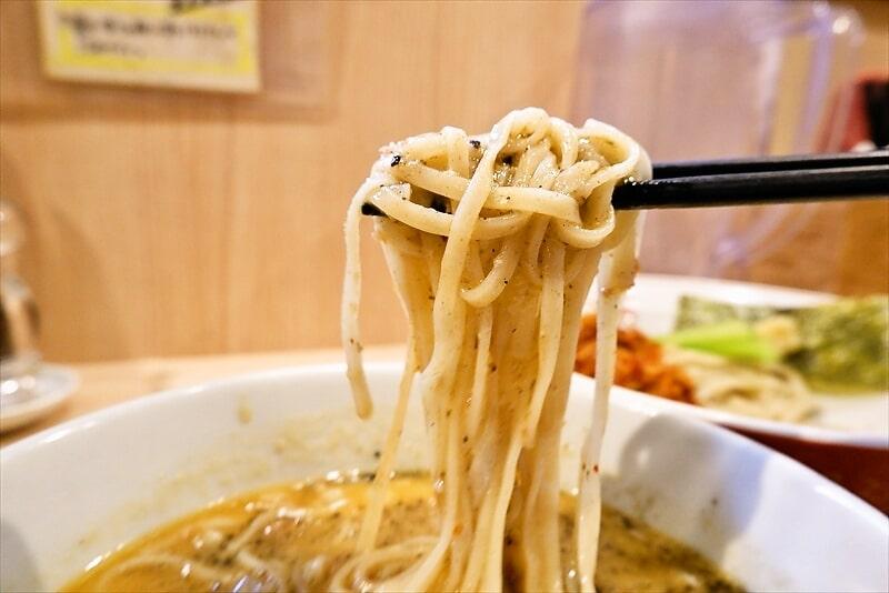 『中村麺三郎商店』味噌つけ麺11