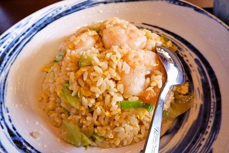 『北京飯店』海老炒飯4