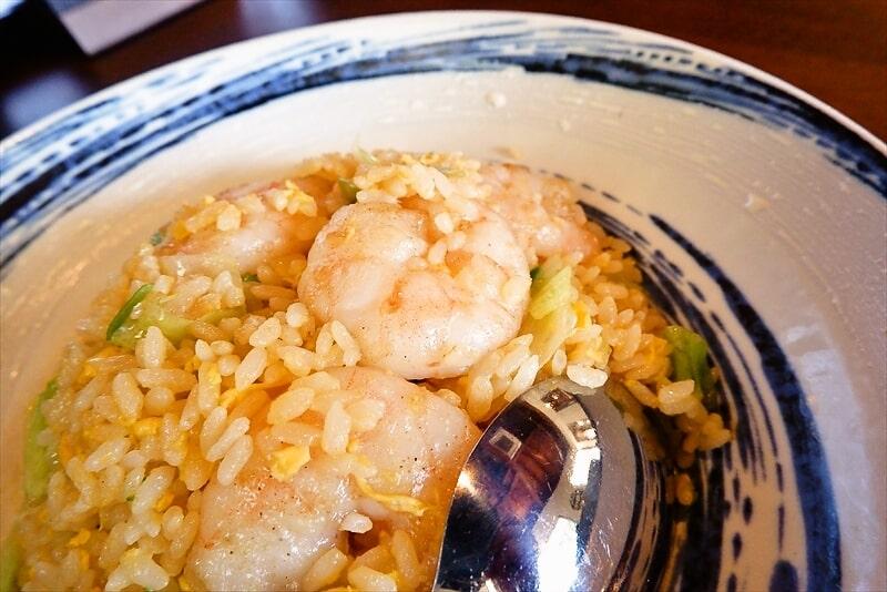 『北京飯店』海老炒飯5