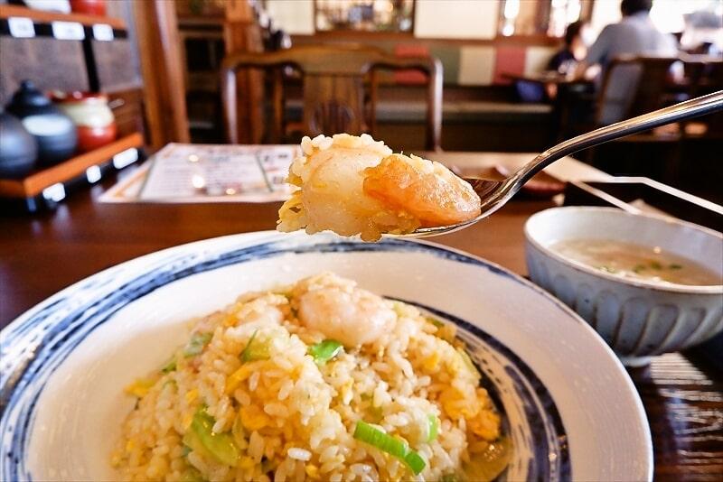 『北京飯店』海老炒飯6