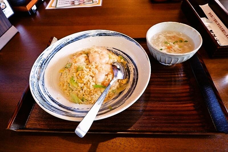 『北京飯店』海老炒飯1
