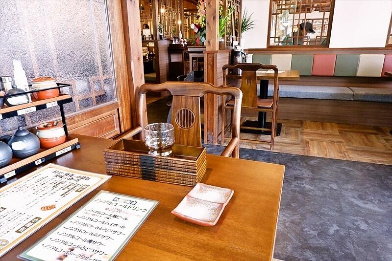 『北京飯店』店内写真