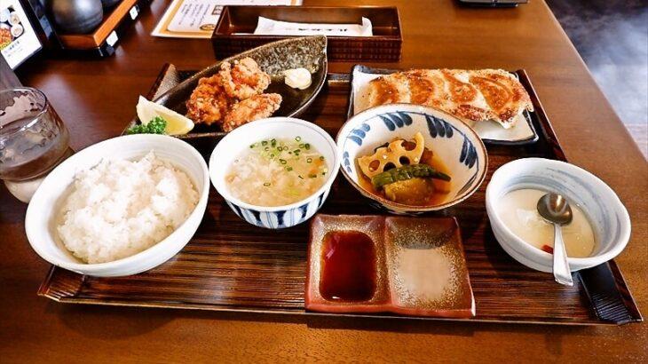 『北京飯店』土日祝日ランチの手包餃子セットを食べてみた@相模原