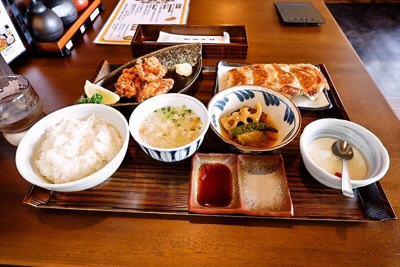 『北京飯店』手包み餃子セット1
