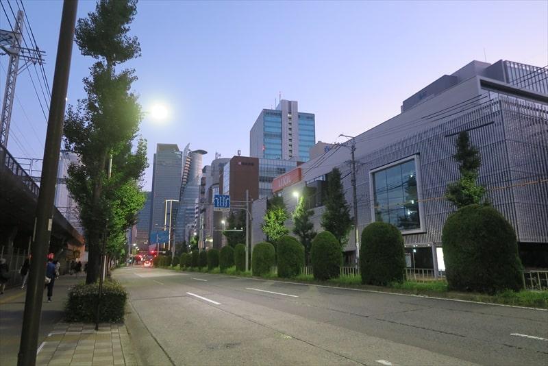 名古屋の朝2