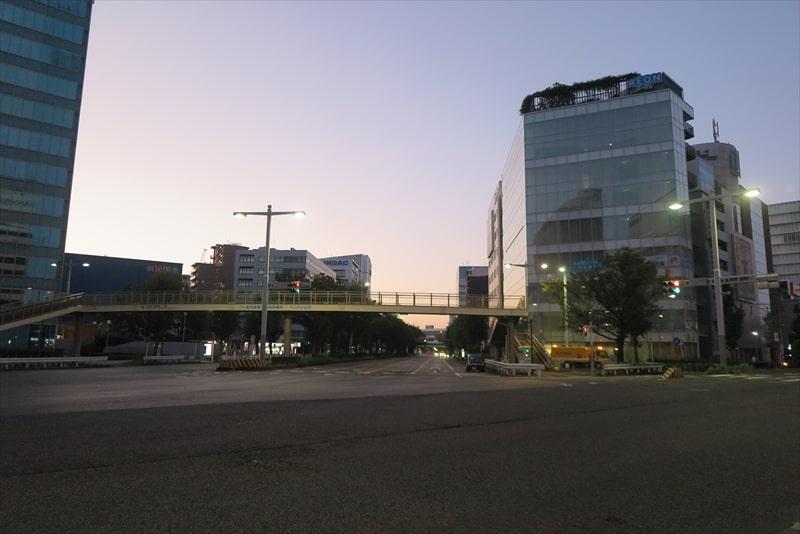 名古屋の朝1